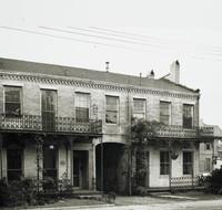 Rapier House, Mobile, Stanley Blake McNeely, photograph