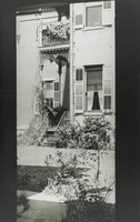 Madame LeVert's Home, Stanley Blake McNeely, photograph