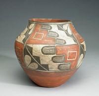 Bowl, Acoma Pueblo, New Mexico, Native American, pottery