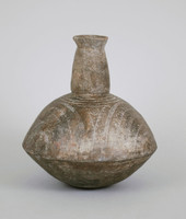 Pot with incised decoration