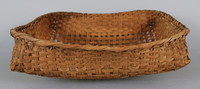Sifter, Creek culture, Southeastern Woodlands region, Native American, river cane