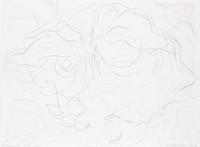 Creating Peace 3, Richmond Burton, crayon on paper