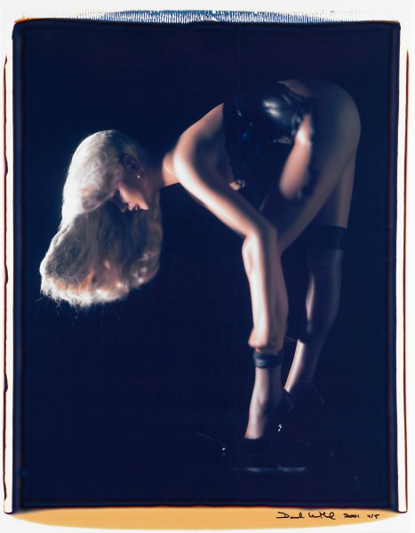 """Untitled, from the series """"XXX"""", David Levinthal, Polaroid print"""