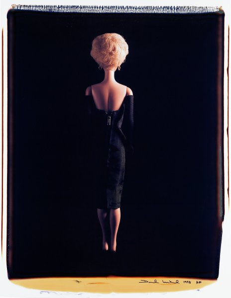 "Untitled, from the series ""Barbie"", David Levinthal, Polaroid print"