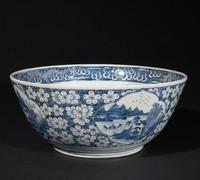 Bowl, China, porcelain