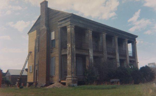House outside Marion, Alabama, 1964, William Christenberry, chromogenic print