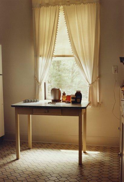 Eudora Welty's kitchen