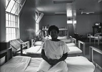 Maternity Dorm (Julia Tutwiler Women's Prison), Melissa Springer, gelatin silver print