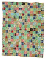 One Patch quilt