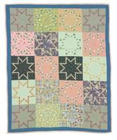 Bordered Star quilt