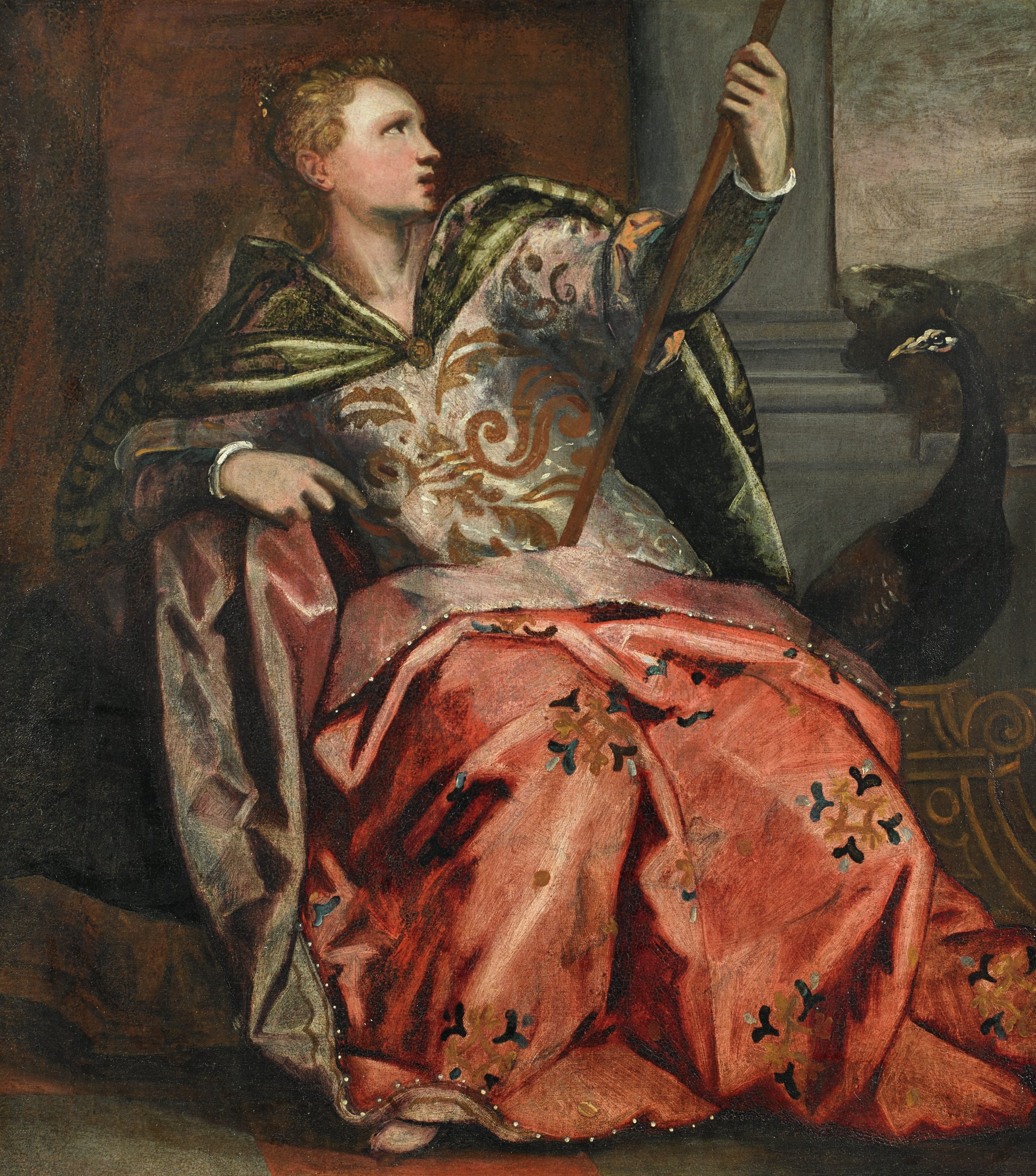 Allegory of Vanity, Domenico Robusti, called Domenico Tintoretto, oil on canvas
