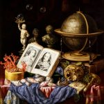 Allegory of Charles I of England and Henriette of France in a Vanitas Still Life