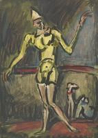 Series: Cirque. Edition 270. 160 printed on vélin de Rives, 110 printed on Montval.