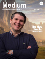 Cover of the 4Q 2017 issue of Medium