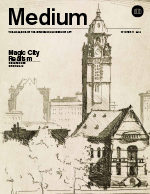 Cover of the 1Q 2018 issue of Medium