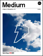 Cover of the 4Q 2019 issue of Medium