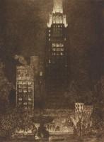 American Radiator Building, Horace Devitt Welsh, etching