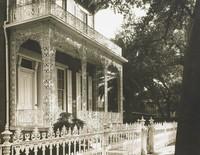 Richards Home, Roy Thigpen, photograph