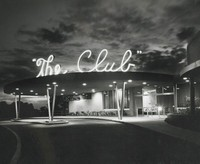 The Club, Watson McAlexander, gelatin silver print