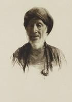Ezekiel of Sousse, Cadwallader Lincoln Washburn, etching