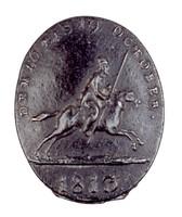 Battle of Leipzig 1813, Germany, iron