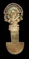 Torso II, Arline Wingate, bronze