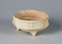 Vessel, Mexico, Pre-Columbian, earthenware