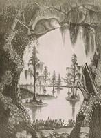 Shiner, Merritt Mauzey, lithograph