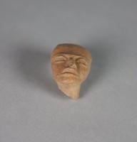 Head, Mexico, Pre-Columbian, earthenware