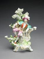 Matrimony, Derby Porcelain Manufactory, William Duesbury & Co., soft-paste porcelain with overglaze enamel colors
