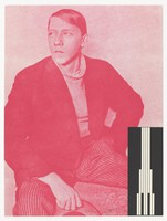 Untitled (Homage to Tatlin), Dan Flavin, screenprint