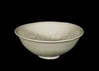 Bowl, Vietnam, glazed stoneware