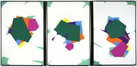 Three panels