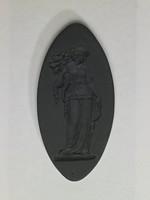 Intaglio of female with a cornucopia