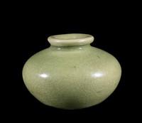 Jar, Vietnam, glazed stoneware