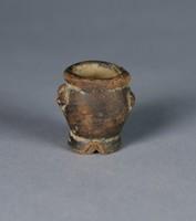 Vessel, Pre-Columbian, earthenware