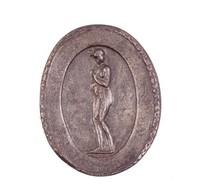 Diana, Royal Prussian Iron Foundry, Gleiwitz, cast iron