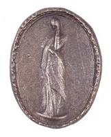 Electra, Royal Prussian Iron Foundry, Gleiwitz, cast iron
