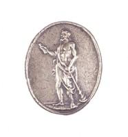Zeus, Royal Prussian Iron Foundry, Gleiwitz, cast iron