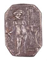 Cupid, Royal Prussian Iron Foundry, Gleiwitz, cast iron