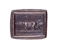 Dog, Royal Prussian Iron Foundry, Gleiwitz, cast iron