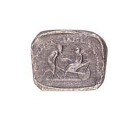 Unidentified Figure, Royal Prussian Iron Foundry, Gleiwitz, cast iron