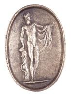 Apollo Belvedere, Royal Prussian Iron Foundry, Gleiwitz, cast iron