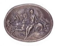Aphrodite, Royal Prussian Iron Foundry, Gleiwitz, cast iron