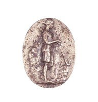Artemis, Royal Prussian Iron Foundry, Gleiwitz, cast iron