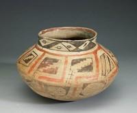 Vessel, Casas Grandes, Native American, terra cotta, polychrome