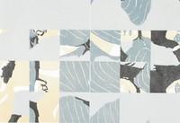 Spatial Rhythm, John Cleverdon, linocut