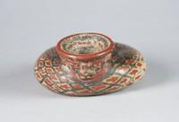 Vessel, Chupícuaro culture, Guanajuato, Mexico, Pre-Columbian, earthenware and slip