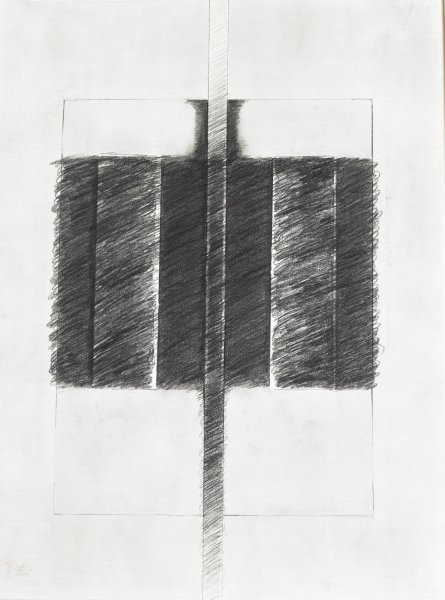 Stiletto, Rosalie Pettus Price, pencil on paper