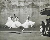 Ballet, André Kertész, gelatin silver print